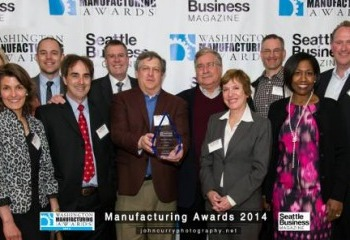 Kymeta Wins Manufacturing Award