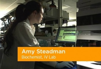 Our People: Amy Steadman