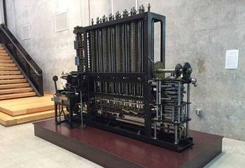 IV's Favorite Inventions: The Babbage Machine