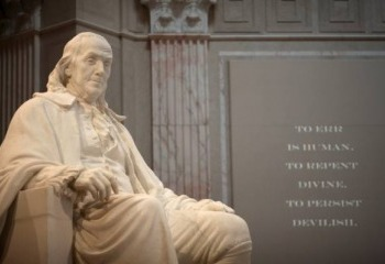 Failing for Success: Benjamin Franklin