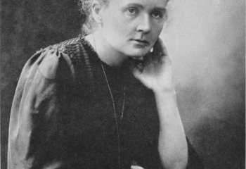 A Woman of Many Firsts, Marie Curie Embraced the Unknown