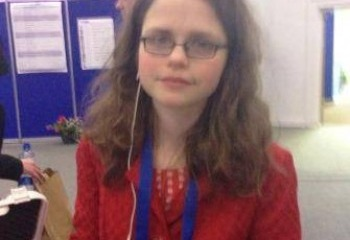 From Ireland to Bellevue: 2015 BT Young Scientist & Technology Exhibition Winner Visits IV