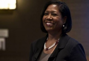"""Adriane Brown Honored Locally as a """"Woman of Influence"""""""
