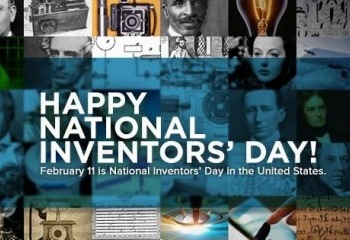 Happy National Inventors' Day