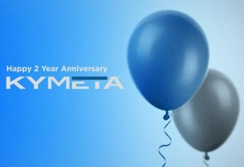 Wishing Kymeta a Happy Anniversary