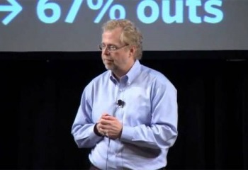Nathan Myhrvold Urges Risk-Taking at 2012 Social Innovation Fast Pitch (VIDEO)